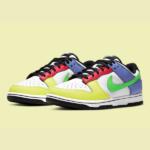 """ナイキ ウィメンズ ダンク ロー """"マルチカラー"""" Nike-Dunk-Low-Multi-Color-DD1503-106-eyecatch"""