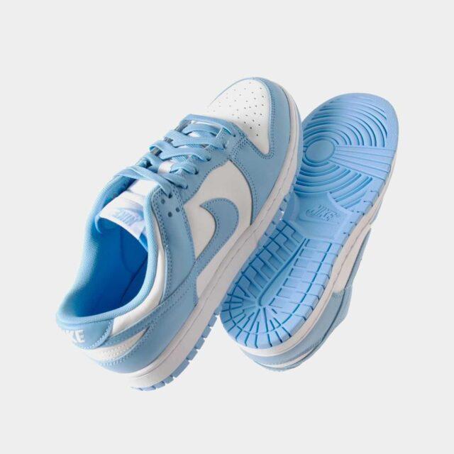 """ナイキ ダンク ロー """"ユニバーシティ ブルー"""" Nike-Dunk-Low-University-Blue-DD1391-102 detail"""
