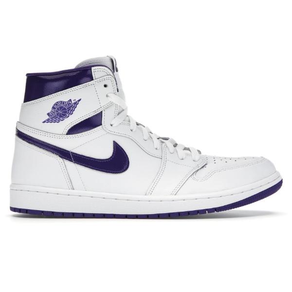"Nike WMNS Air Jordan 1 High ""Court Purple"""