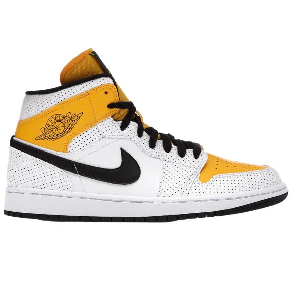 """Nike WMNS Air Jordan 1 Mid """"Laser Orange"""""""