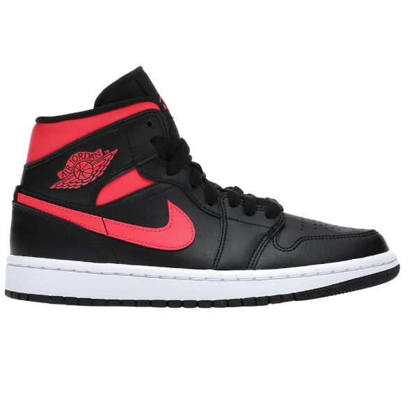 "Nike WMNS Air Jordan 1 Mid ""Siren Red"""