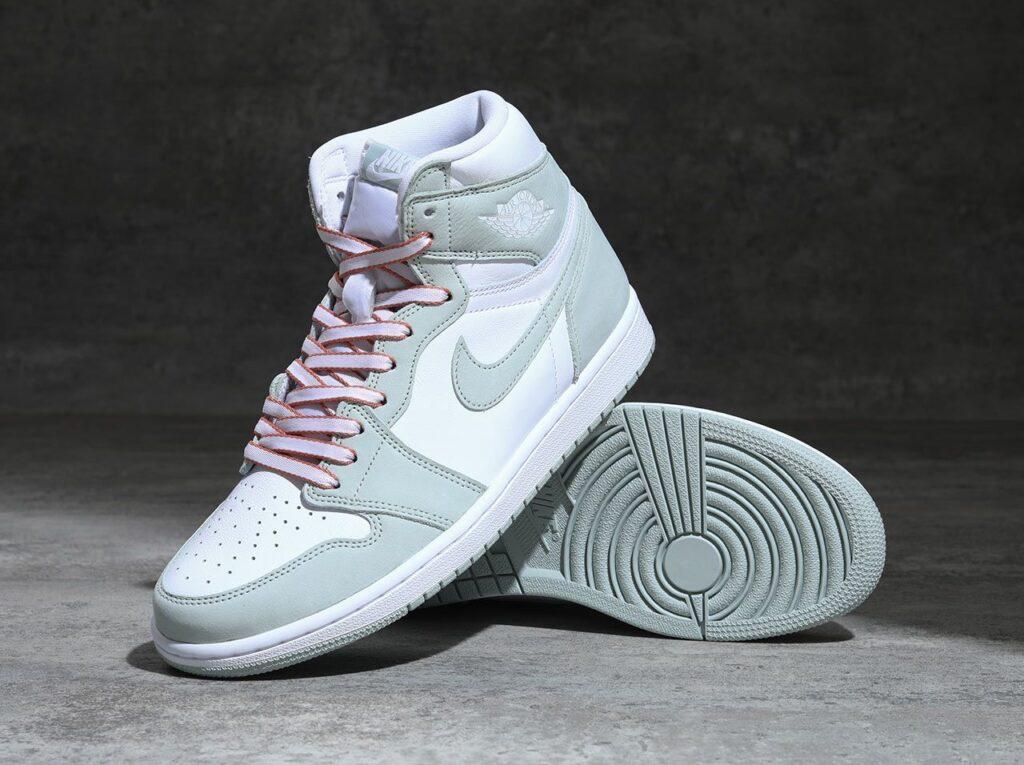 "9月27日発売【Nike WMNS Air Jordan 1 High OG ""Seafoam""】"