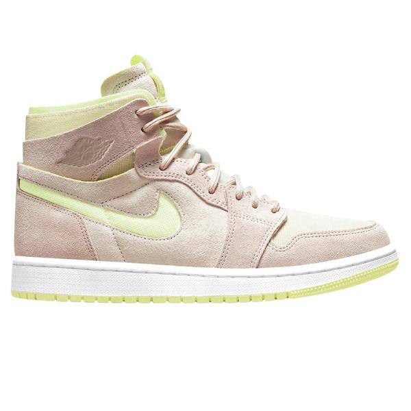 "Nike WMNS Air Jordan 1 Zoom CMFT ""Lemon Twist"""