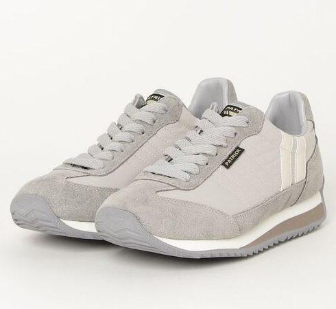 パトリック スニーカー マラソン PATRICK MARATHON Sneaker Grey