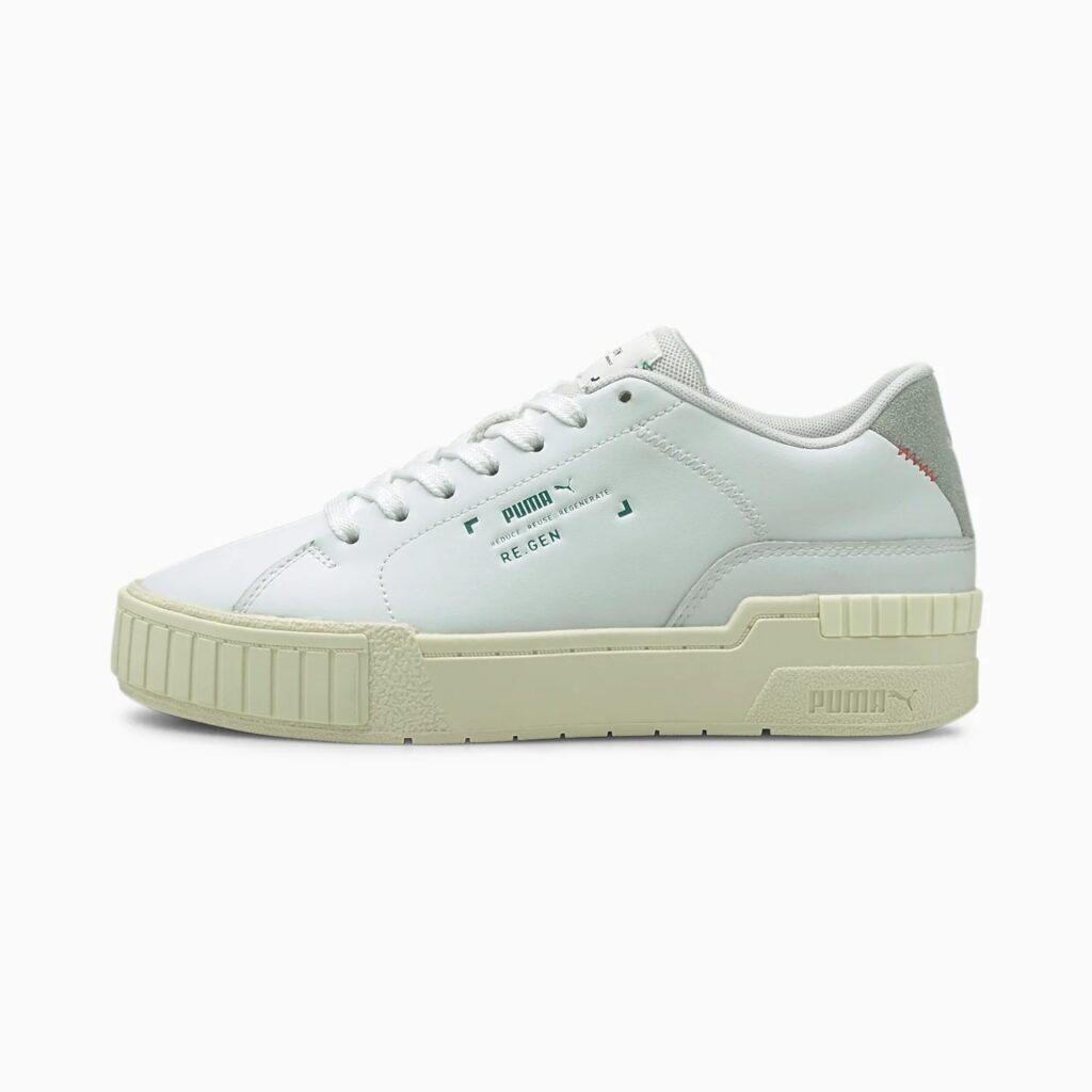 プーマ カリ スポーツ グリーン ホワイト Puma Cali Sports Green White