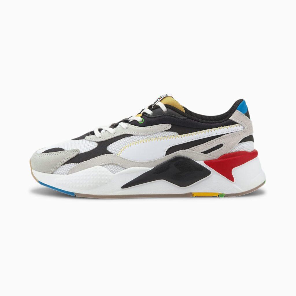 プーマ ユニセックス スニーカー Puma R-X3 WH Sneaker