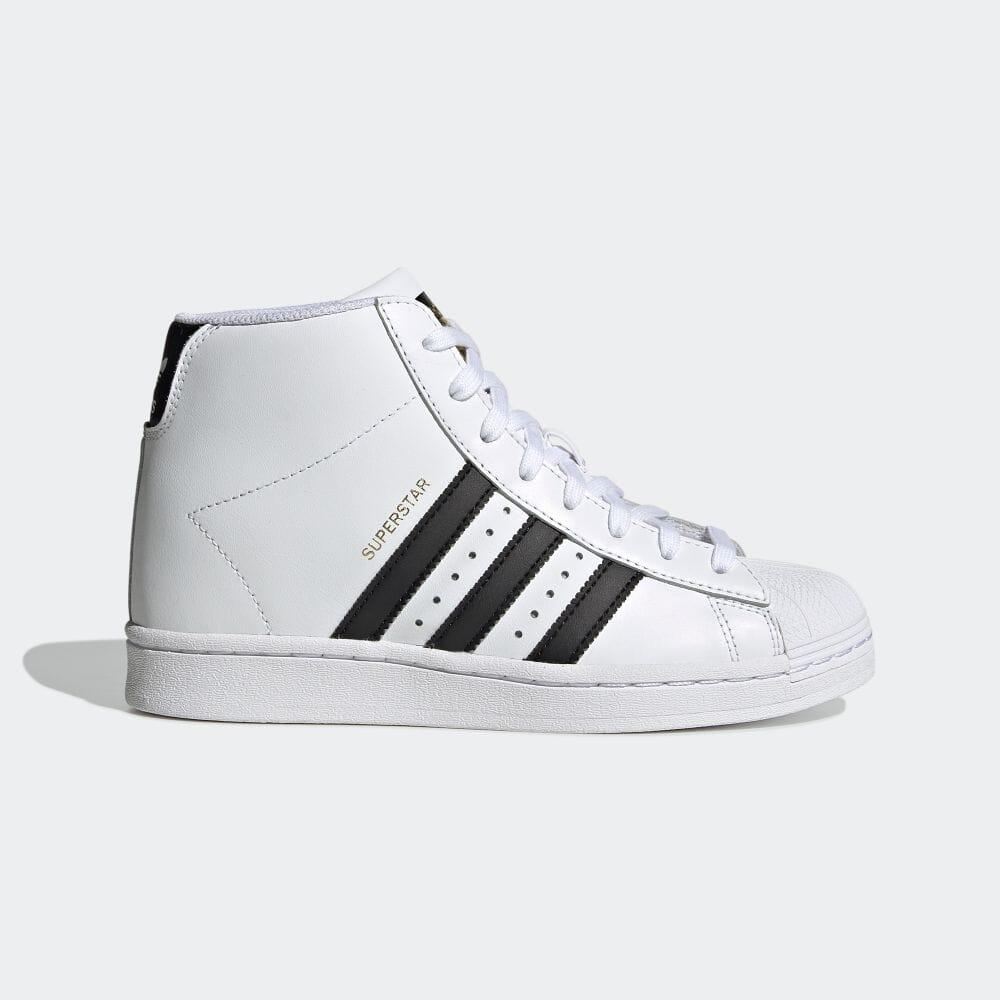 アディダス スーパースター アップ インヒール スニーカー adidas Superstar up inheel sneaker FW0118