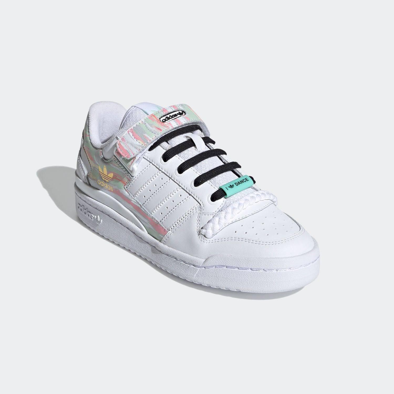 """アディダス フィーラム ロー """"アイ ラブ ダンス"""" adidas-forum-low-i-love-dance-FY5119-front"""