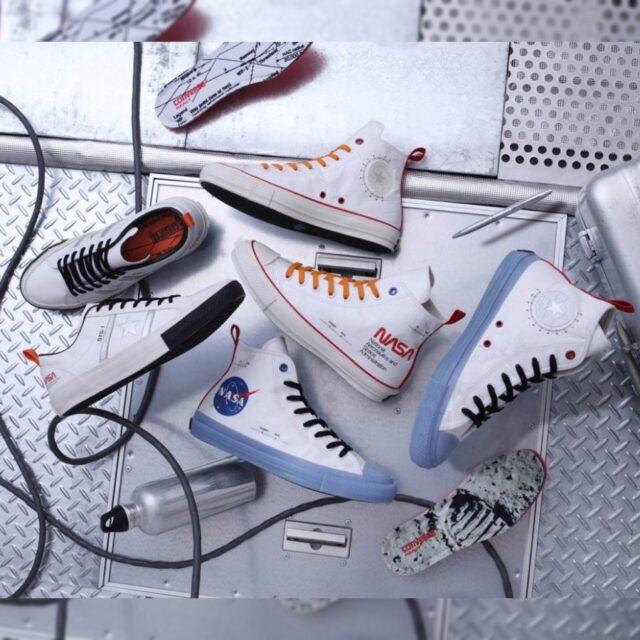 converse ALL STAR 100 SPACESUITS HI コンバース オールスター 100 スペーススーツ HI 31303591210 31303590210 コンバース STAR&BARS SPACESHUTTLE コンバース スター&バーズ スペースシャトル 35200210220 main
