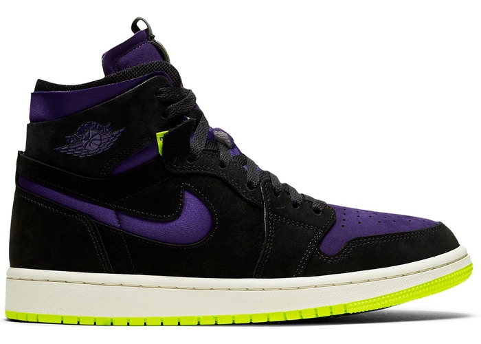 "Nike エア ジョーダン 1 Hi ズーム ウィメンズ ""レモン ヴェノム"" high-cut-sneaker-ladies-style-Nike-Air-Jordan-1-High-Zoom-Air-CMFT-Lemon-Venom"