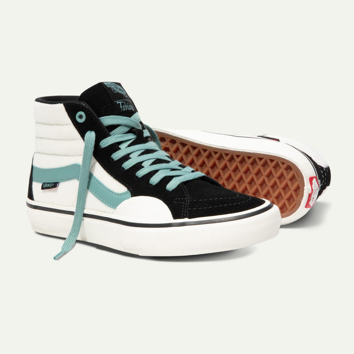 FABIANA DELFINO × VANS SK8-Hi プロ high-cut-sneaker-ladies-style-vans-sk8-hi