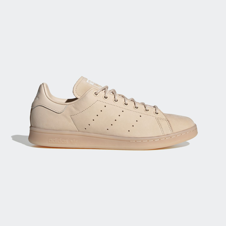 adidasスタンスミス EMMI ladies-beige-sneakers-styles-adidas-stan-smith-emmi