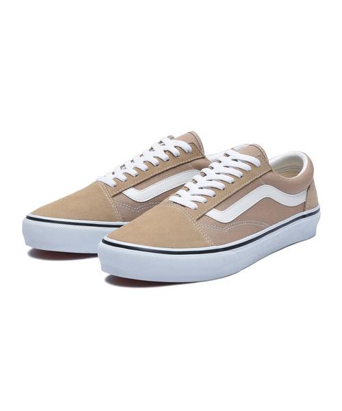 VANS オールドスクーズ コーディネートのアクセントに最適 ladies-sneaker-brand-osusume-vans