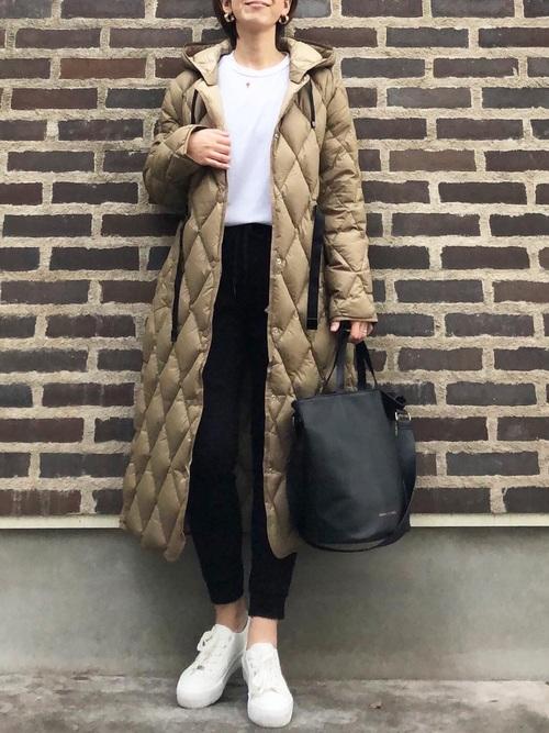 【H&M】プラットフォームスニーカー×スウェットパンツ low-price-sneakers-style-hm-sweatpants