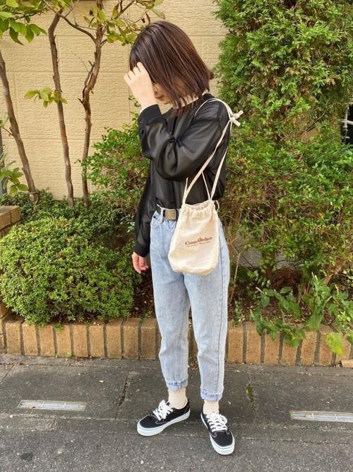 【VANS】キャンバススニーカー×デニムパンツ low-price-sneakers-style-vans-denim-pants