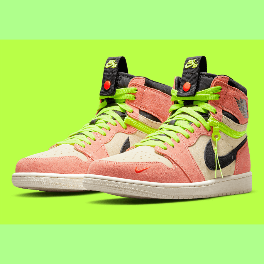 2021年発売【Nike Air Jordan 1 High Switch】