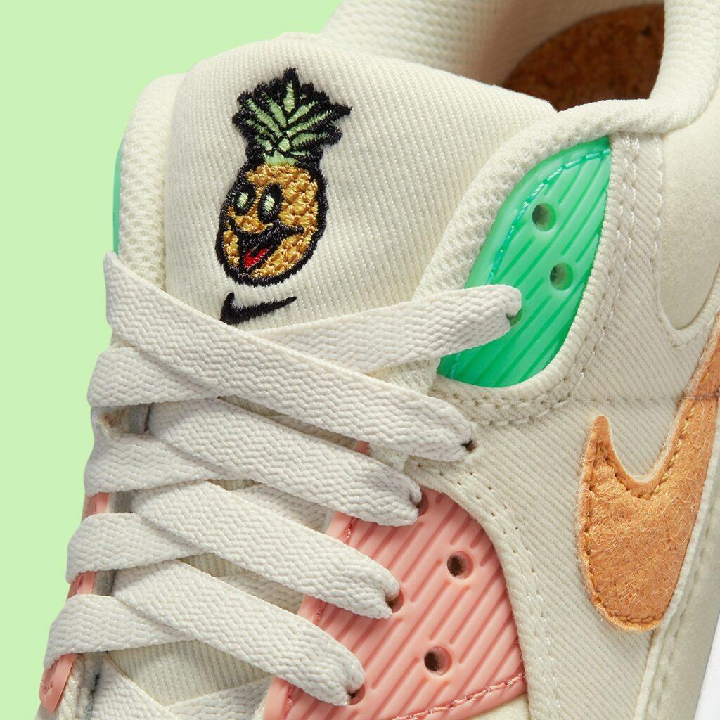 """6月17日発売【Nike WMNS Air Max 90 """"Happy Pineapple""""】"""