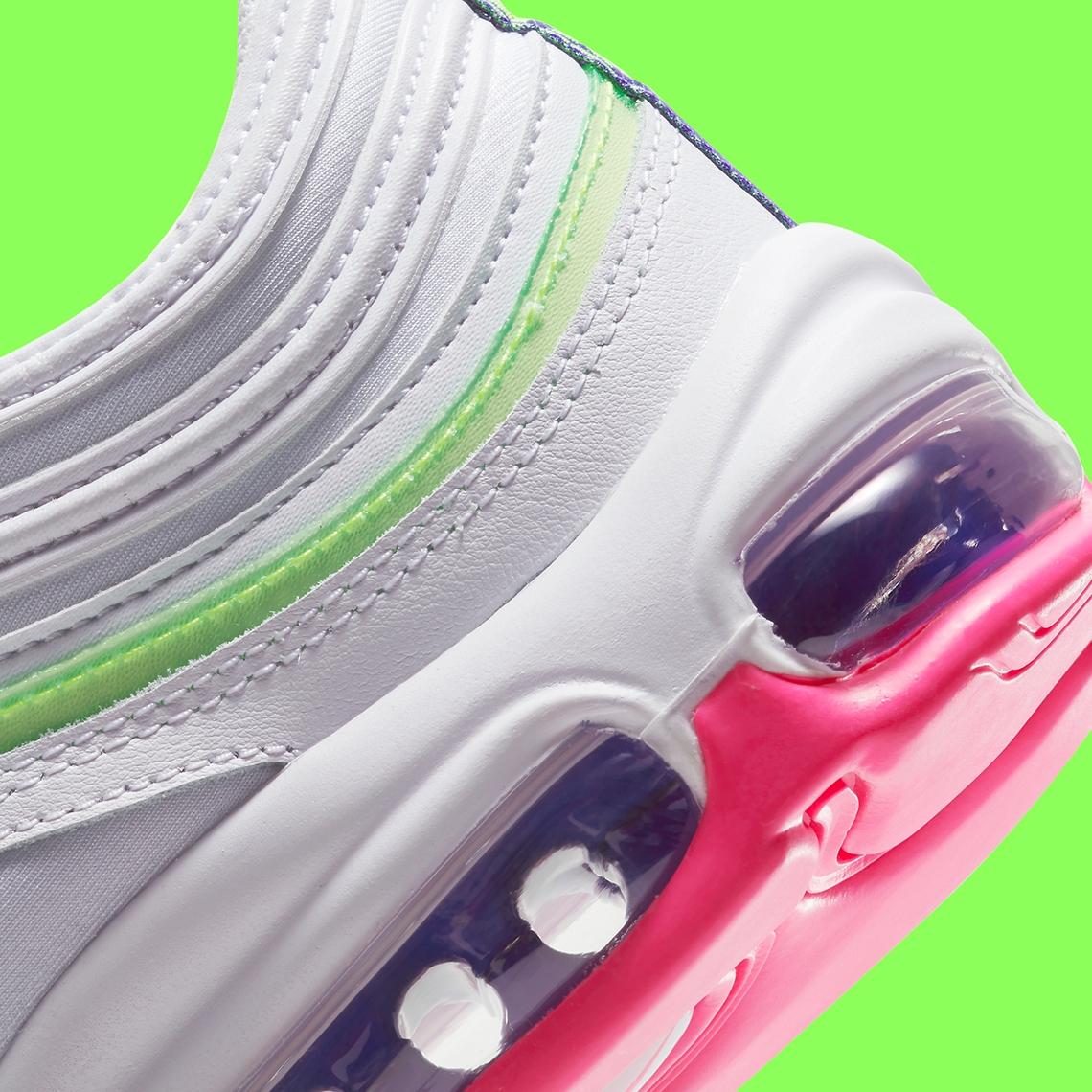 """ナイキ エアマックス 97 """"ネオン"""" Nike Air Max 97 """"Neon"""" DH0251-100 main"""