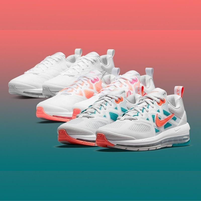 リーク情報【Nike Air Max Genome 3 colors】※ウィメンズサイズ有り