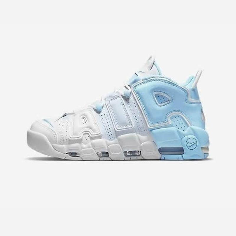 "5月1日海外発売【Nike Air More Uptempo ""Psychic Blue""】"