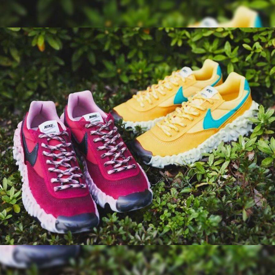 4月1日発売【Nike Overbreak SP 2 Colors】