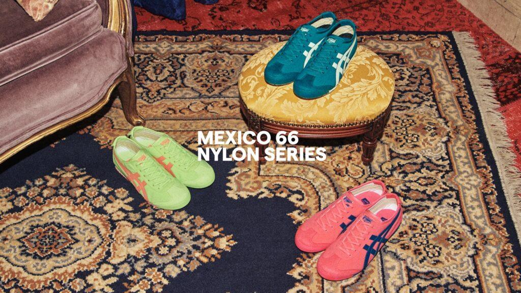 オニツカタイガー メキシコ 66 ナイロン シリーズ onitsuka-tiger-mexico-66-nylon-series-main