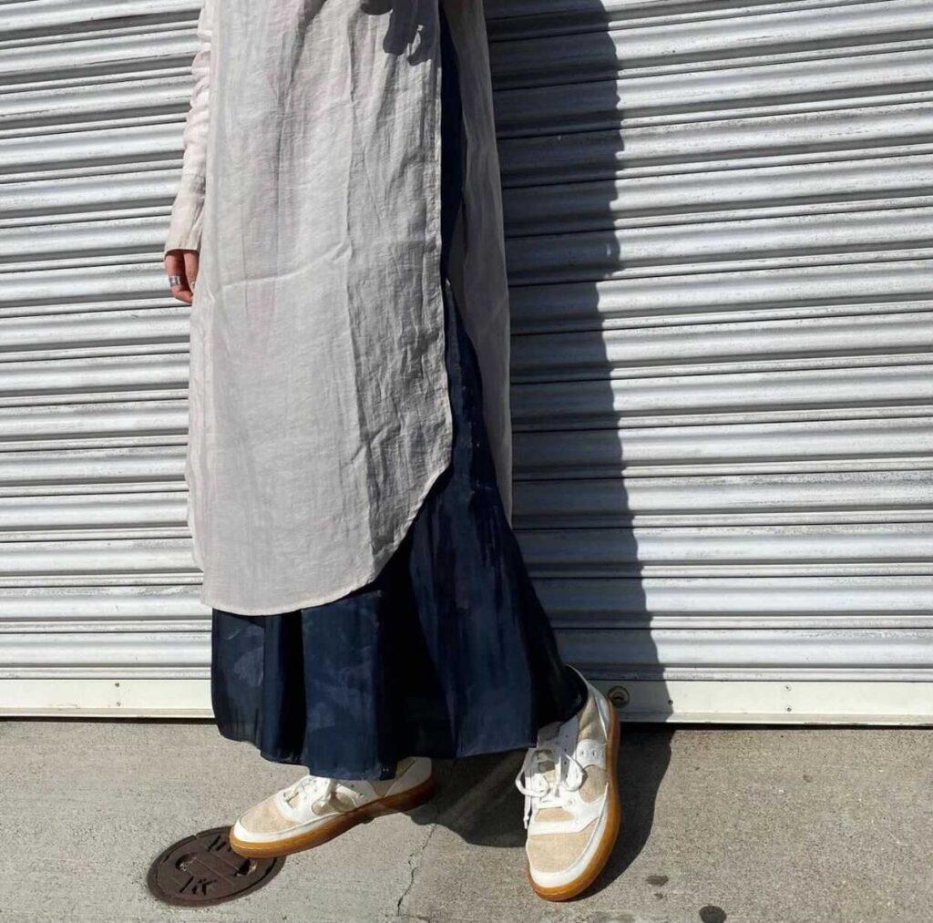 saucony-jazzcourt-rfg-s70562-1-natunal-gum main wearing