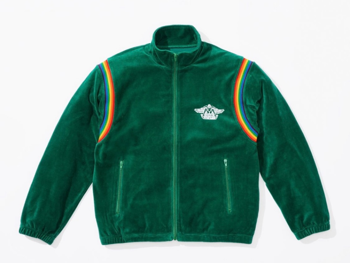 supreme 2021ss シュプリーム 2021春夏 week4 ヒステリックグラマー HYSTERIC GLAMOUR Supreme®/HYSTERIC GLAMOUR Supreme®/HYSTERIC GLAMOUR Velour Track Jacket