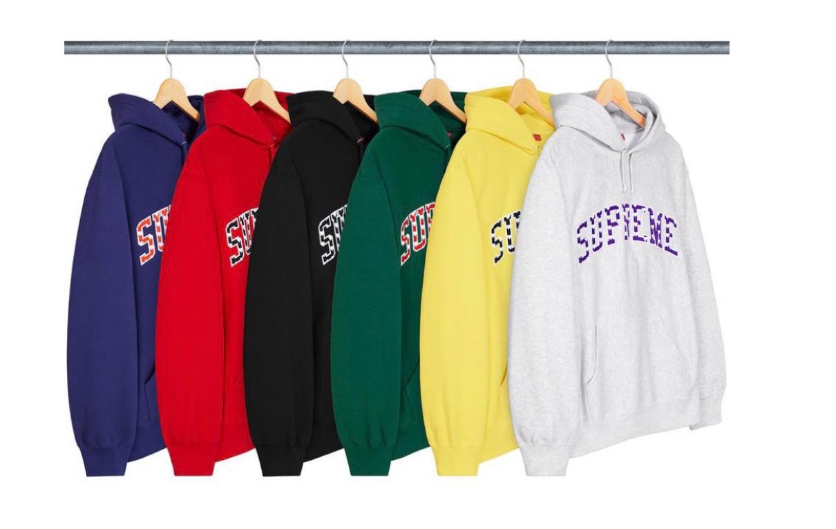 supreme 2021ss シュプリーム 2021春夏 week5 ノースフェイス Hearts Arc Hooded Sweatshirt
