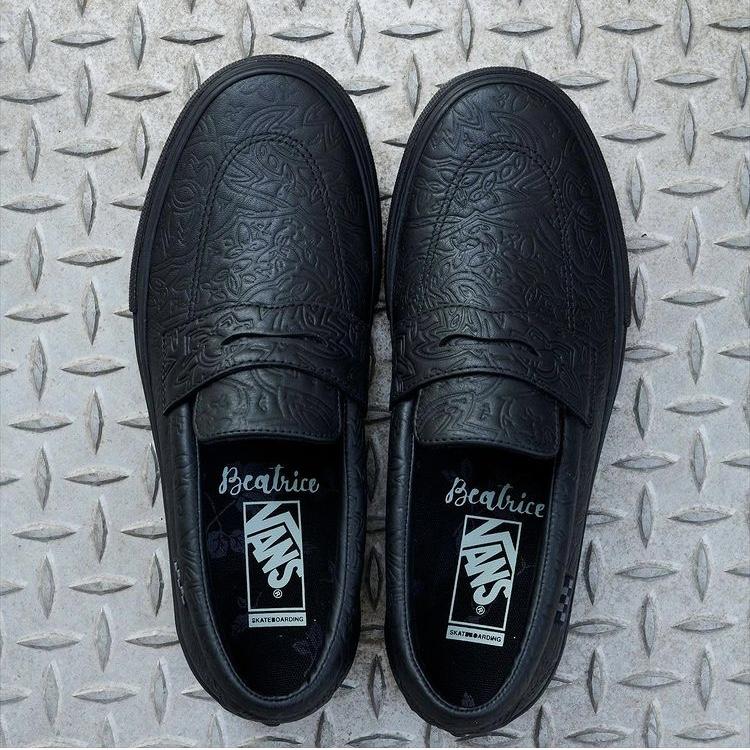 3月9日発売【VANS × Beatrice Domond Skate Style 53】