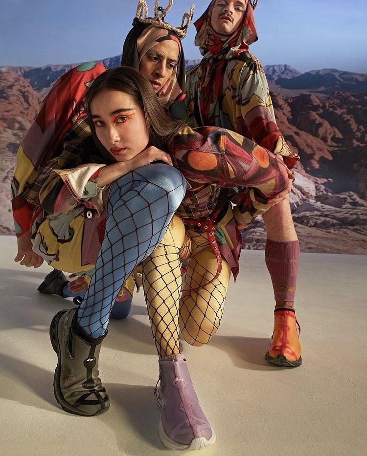 3月20日発売【Vivienne Westwood × ASICS GEL-Kayano 27 LTX 3 Colors】