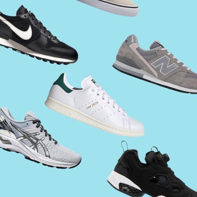歩きやすい スニーカー 疲れない おすすめ 人気 Most Comfortable Sneakers for Women