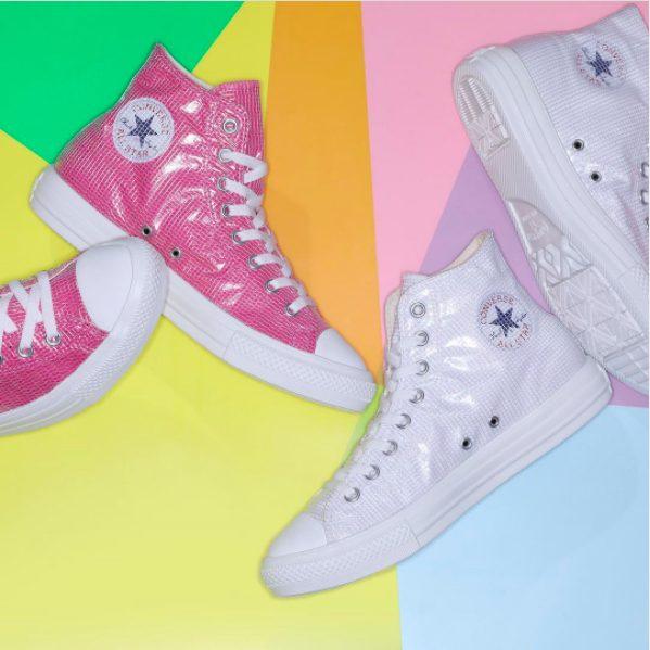 コンバース オールスター ライト クリアレイヤー ハイ 全2色 converse-all-star-light-clearlayer-hi-2-colors