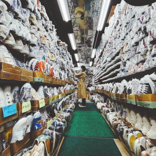 コンバースの聖地【神戸の柿本商店】伝説のスニーカーショップのリアルストーリー