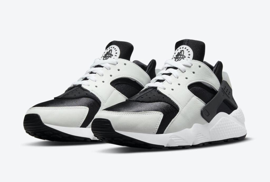ナイキ エア ハラチ ブラック ホワイト Nike-Air-Huarache-Black-White-DD1068-001