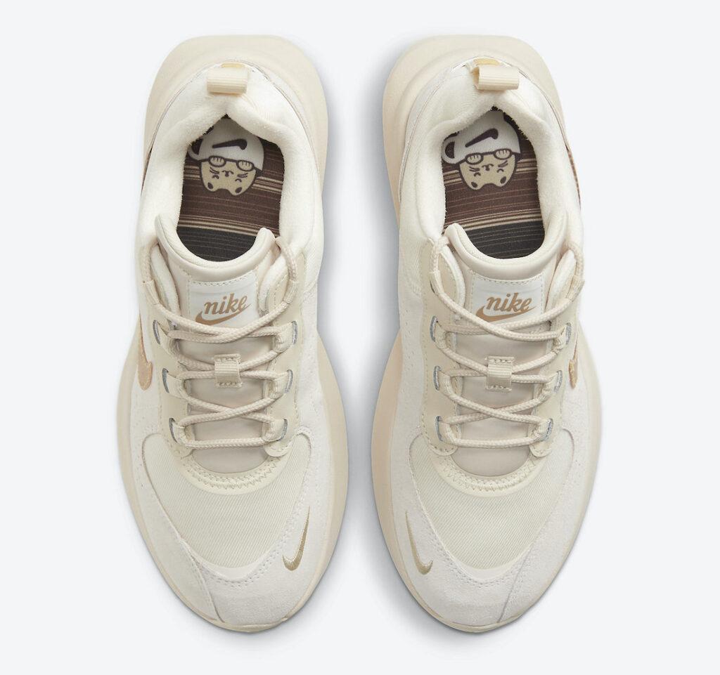 【ベージュ系】コーヒーパック Nike-Air-Max-Verona-Coffee-DD5327-110-top