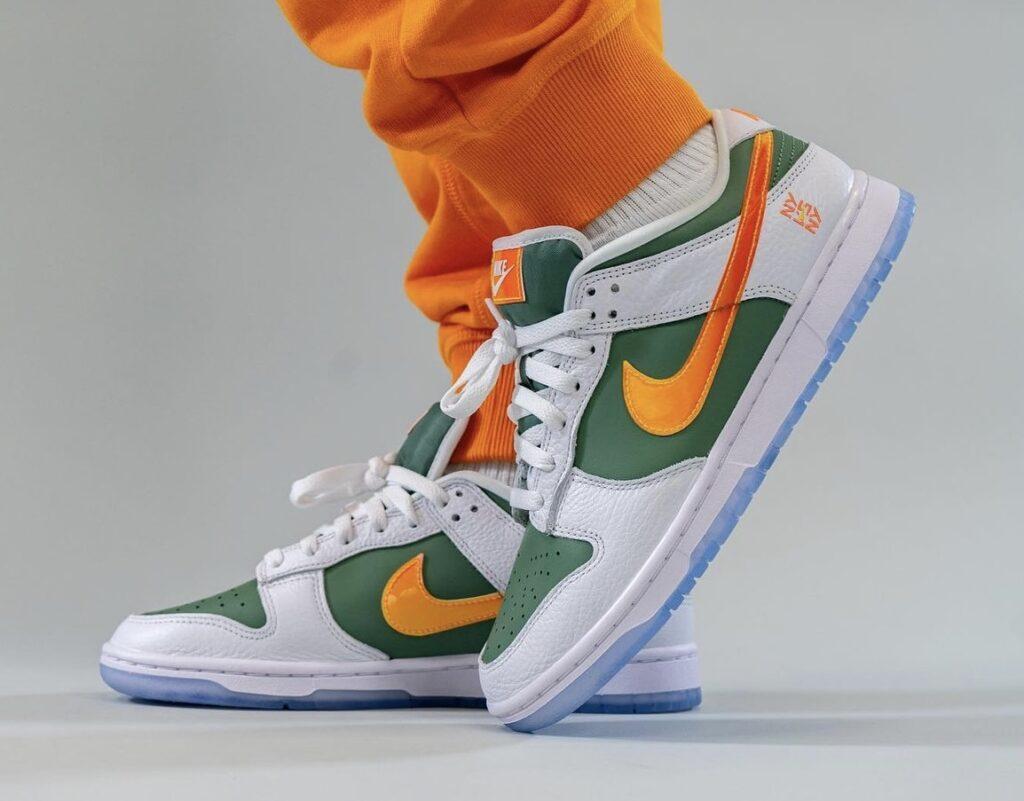 """8月31日海外発売【Nike Dunk Low """"NY vs NY""""】"""