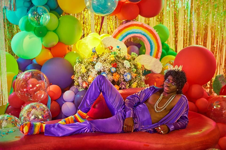 アグ プライド月間 キャンペーン コレクション 2021年 UGG Pride Month 2021 Collection Rainbow LIL NAS X