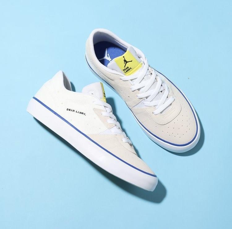 5月28日/6月4日発売【Jordan Brand Jordan Series 01 2 Colors】