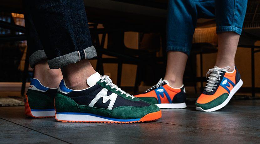 カルフの魅力 karhu-sneakers-recommendation-style-appeal
