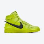 アンブッシュ ナイキ ダンク ハイ コラボ フラッシュ ライム Ambush-Nike-Dunk-High-Flash-Lime-CU7544-300-01 main