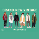 converse 2021 FALL&WINTER「BRAND-NEW VINTAGE」コンバース フォール&ウィンター 「ブランドニューヴィンテージ」