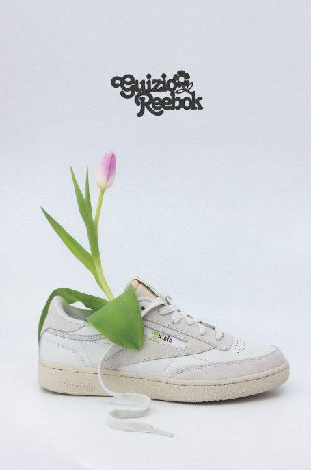 6月12日発売【Danielle Guizio x Reebok Club C 85】