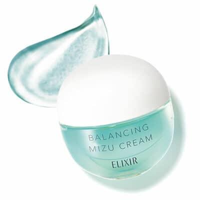 エリクシール バランシング みずクリーム ニキビ スキンケア ELIXIR BALANCING MIZU CREAM SHISEIDO Face Skincare