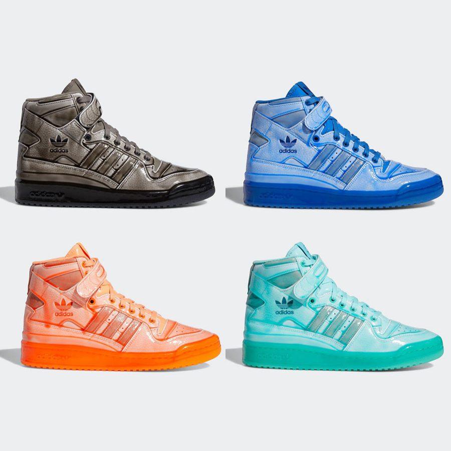 9月11日発売【Jeremy Scott x adidas Originals】あのジェレミースコットのコラボが帰ってくる!
