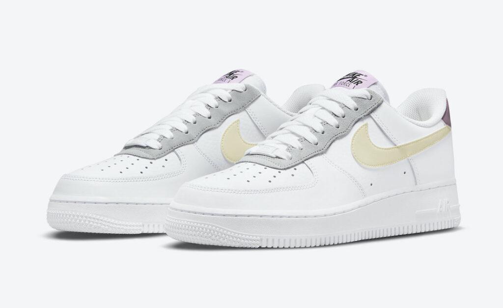 """2021年発売【Nike Air Force 1 Low """"Muted Pastels""""】"""