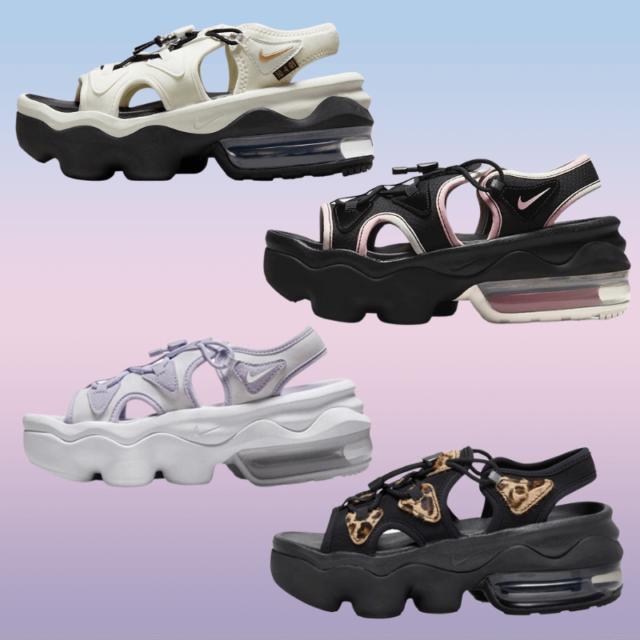 ナイキ エア マックス ココ ホワイト ブラック Nike Air Max Koko Sandal 2021SS New Colors