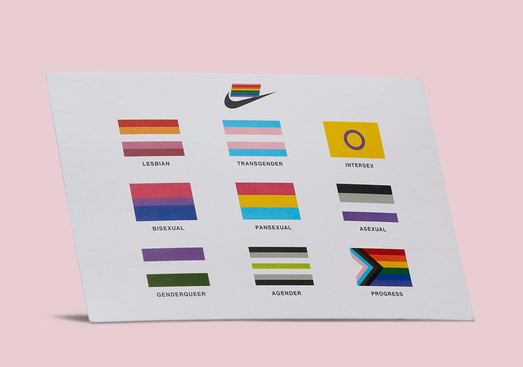 """【Nike """"Be True"""" Collection 2021】ナイキもお祝いする2021年のプライド月間記念コレクション"""