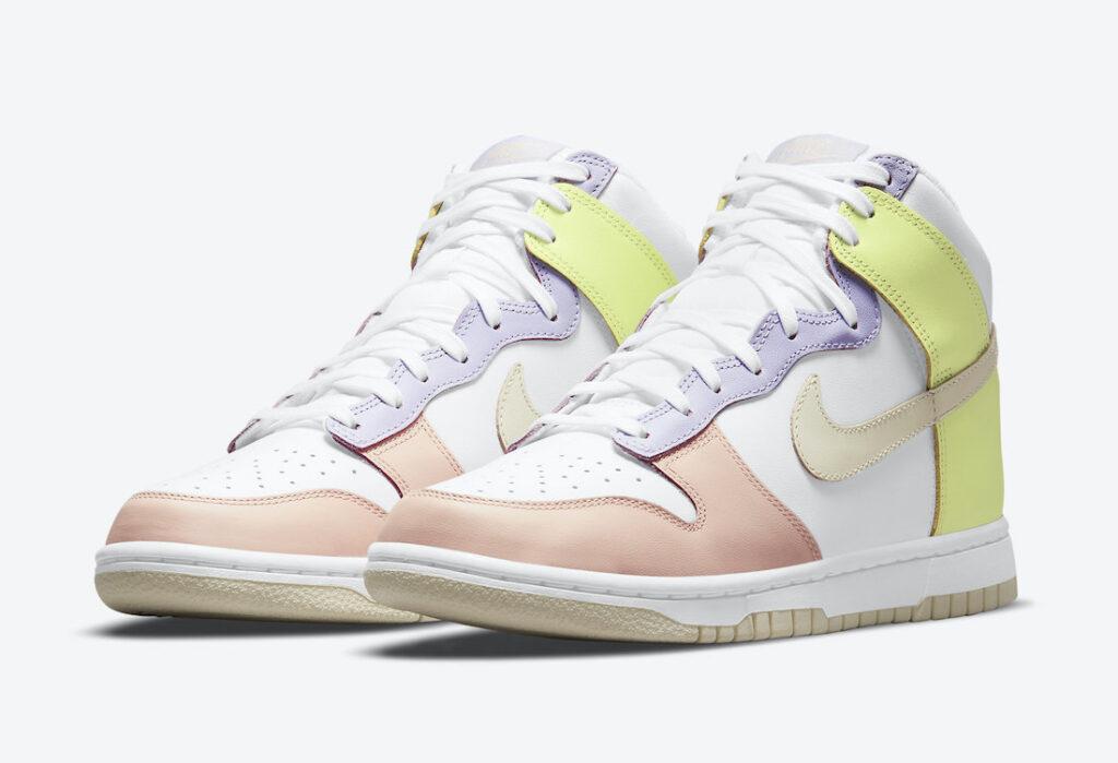 """7月20日発売【Nike WMNS Dunk High """"Cashmere""""】"""