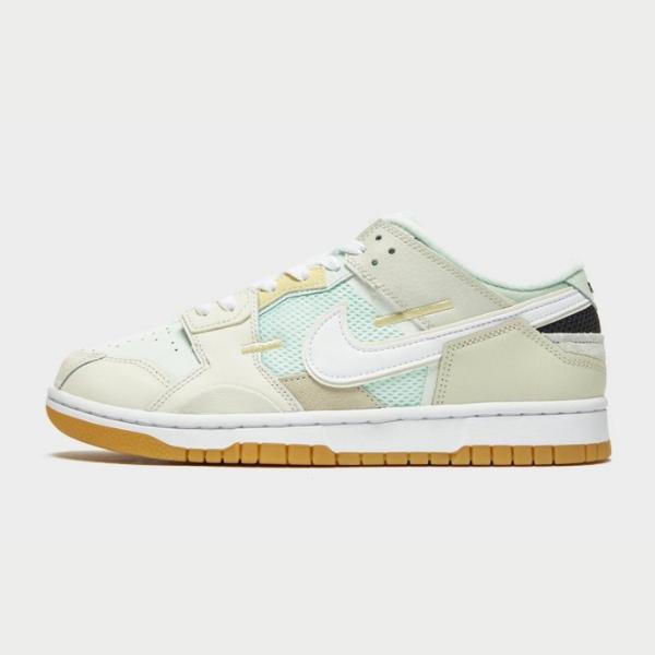 """ナイキ ダンク スクラップ """"シー グラス"""" Nike-Dunk-Low-Scrap-Sea-Glass-DB0500-100-pair"""